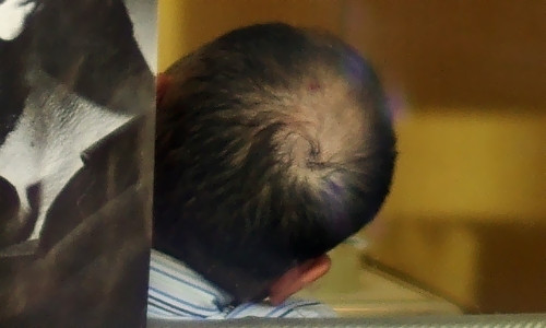 こんな髪型にはしてほしくないです。
