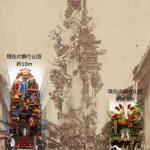 明治4年の飾り山笠のスケールは衝撃的!