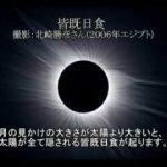 日食が見たい