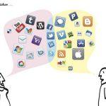 【拙訳】ソーシャルメディアに関する5つの質問