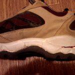 ウレタン製の靴底は自壊する?