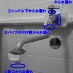 水栓の水漏れ修理 #DIY