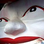 お櫛田さんの節分大祭に行ってきました