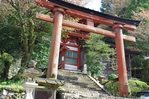 世界遺産の吉野水分神社は水と子宝の神社