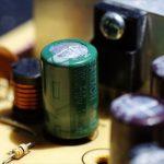 液晶モニターの電解コンデンサを交換修理してみた